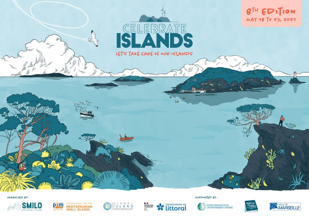 Together, let's take care of our islands!