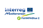 The first achievements and results of the FishMPABlue2 project are presented in France
