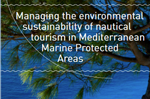 Report on nautical tourism management in MPAs